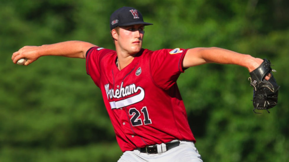 Kyle Cody was the No. 2 prospect in the Cape League according to Baseball America.