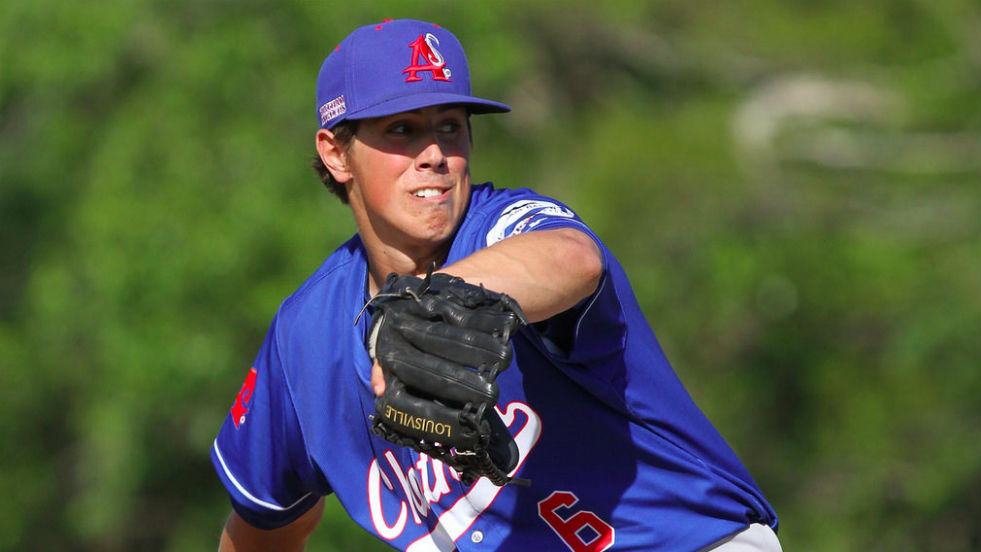 Parker Dunshee went six strong innings to help Chatham take game one of a doubleheader with Hyannis.