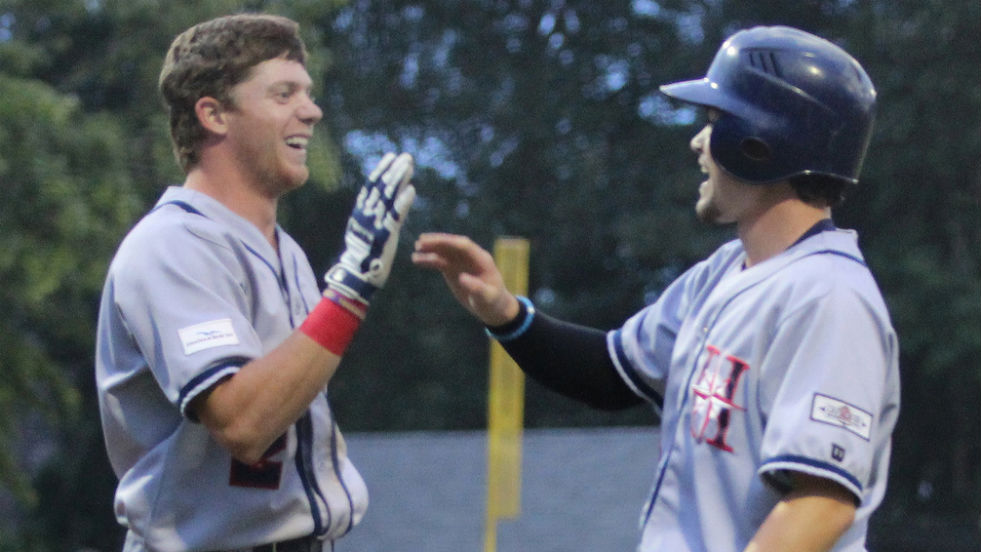 Harwich kept Chatham from clinching a playoff spot while keeping its own hopes alive.