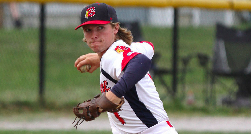 Willy Yahn scored a run as Bourne edged Cotuit.