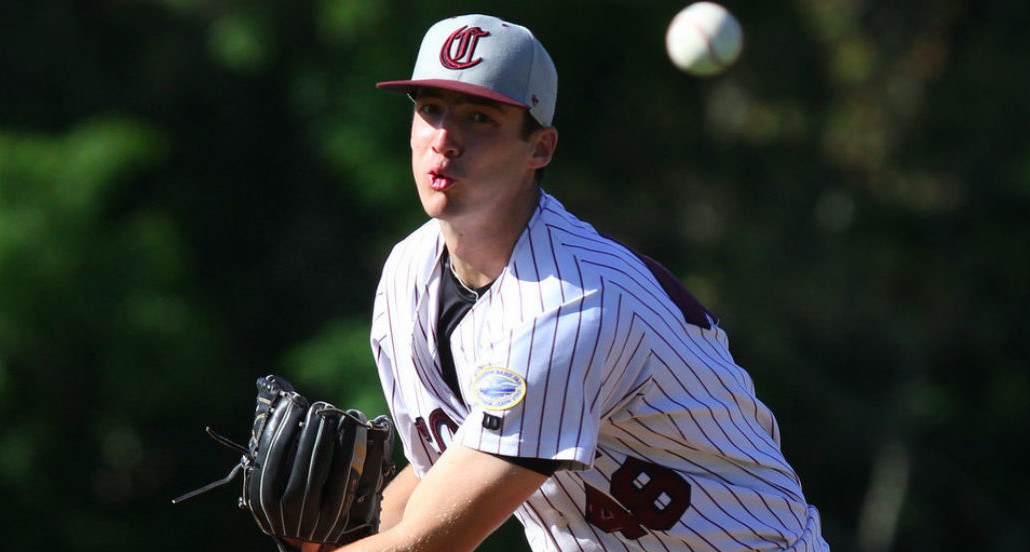 Taylor Lehman dominated in relief as Cotuit snapped an eight-game losing streak.