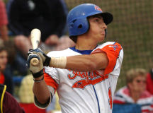 Ford Proctor returns to Hyannis this spring.