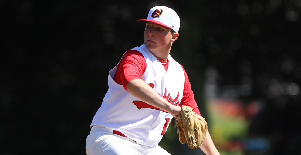 Ryan Rolison was one of several pitchers who dominated Sunday.