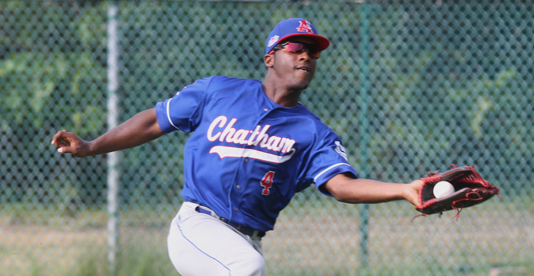 Josh Stowers drove in the go-ahead runs in the 11th for Chatham.