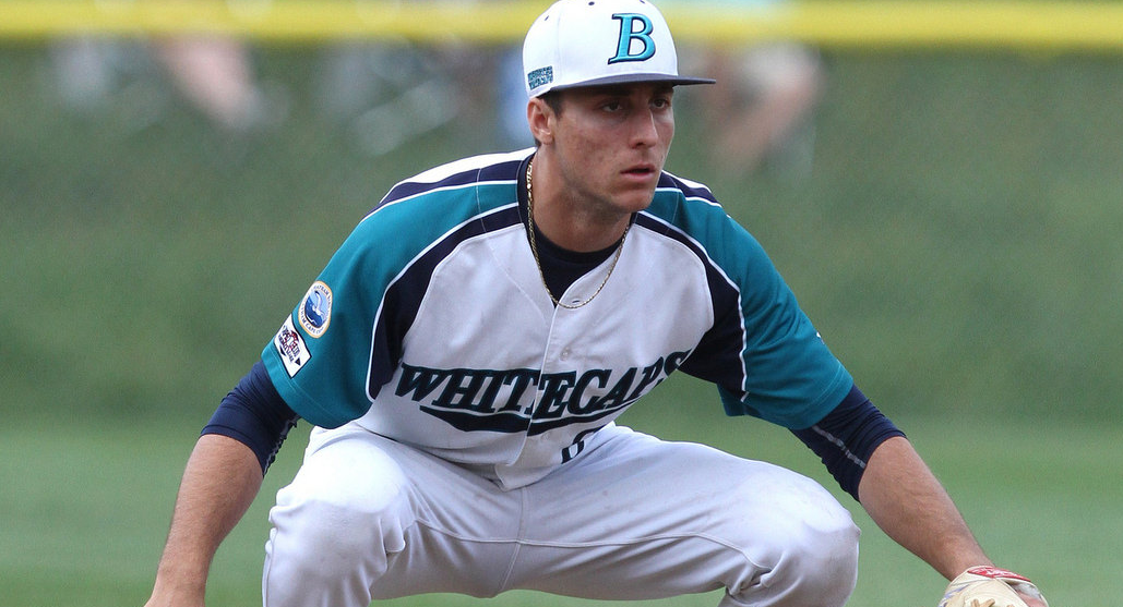 A.J. Graffanino had the game-winning hit in Monday's victory.