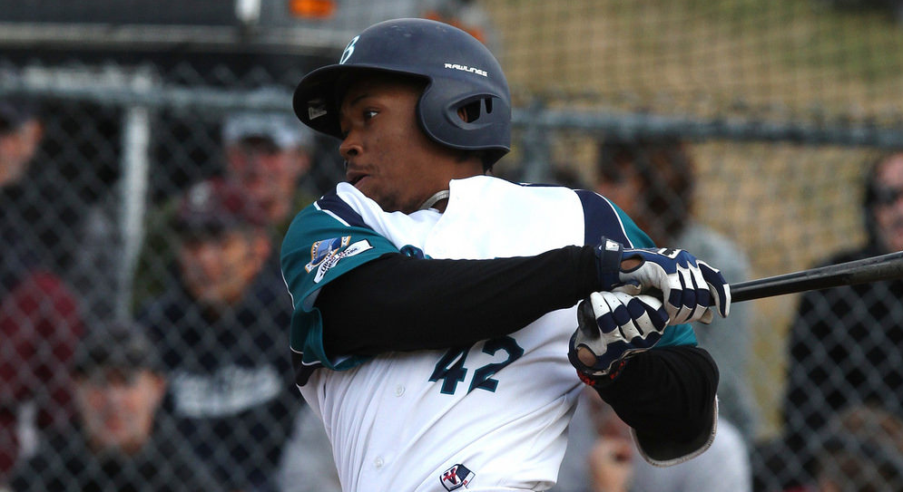 Marty Costes hit the go-ahead home run Thursday.